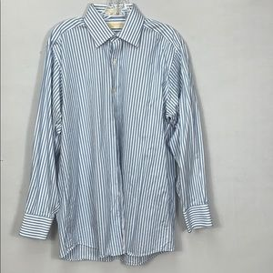 Michael Kors Button Up Dress Shirt Medium size